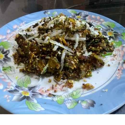Photo of Karela salad . by Varsha Deshpande at BetterButter