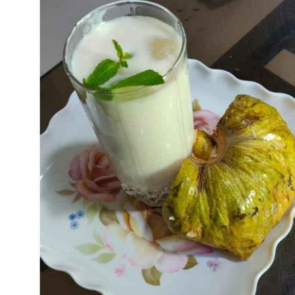 Photo of Ramphal shake by Varsha Deshpande at BetterButter
