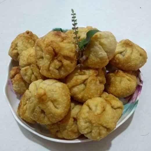 Photo of Fried modak by Varsha Deshpande at BetterButter