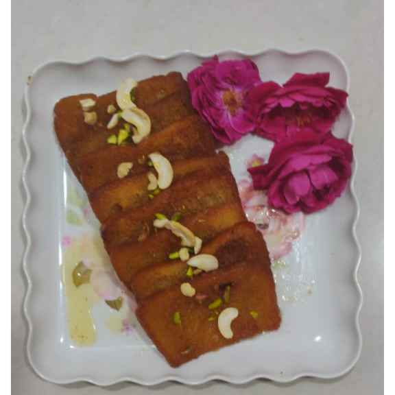 Photo of Sweet Bread . by Varsha Deshpande at BetterButter