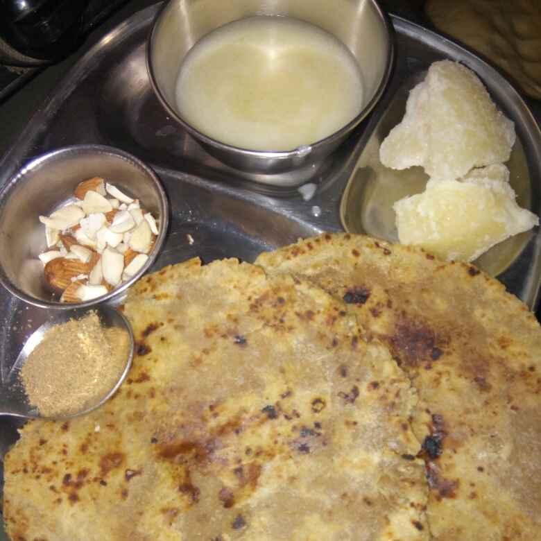 Photo of Leftover Bhakhri churmu by Varsha Joshi at BetterButter