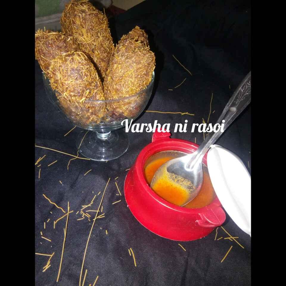 Photo of Chinese Oats Paneer Coco Kabab by Varsha Joshi at BetterButter