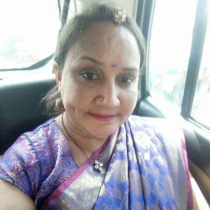 Varsha Joshi food blogger