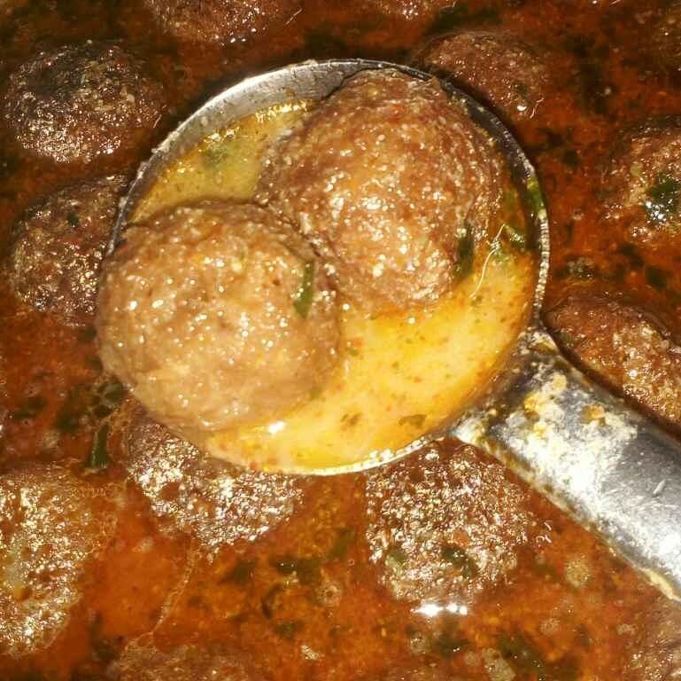 How to make Falahari lauki k kofte (water chestnut flour)