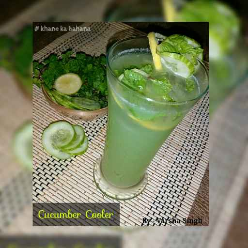 Photo of Cucumber Cooler by Varsha Singh at BetterButter