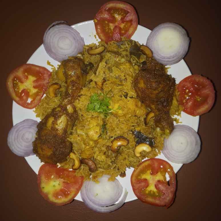 Photo of Chicken biriyani by Vasuki Pasupuleti at BetterButter