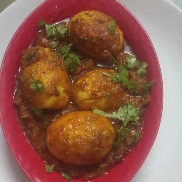 Photo of Egg masala curry by Vasuki Pasupuleti at BetterButter