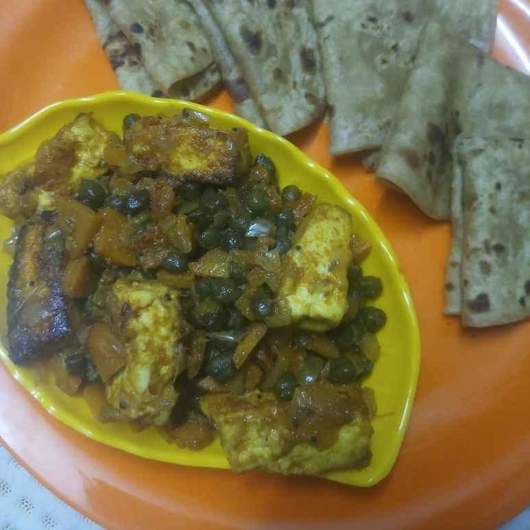 Photo of Paneer chana curry by Vasuki Pasupuleti at BetterButter