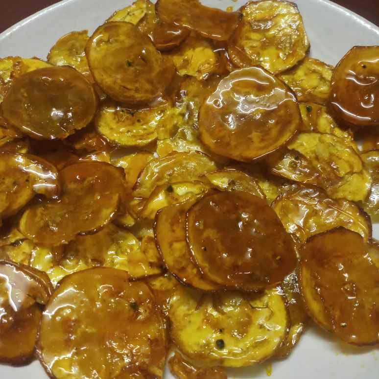 Photo of Rawbanana sweet chips by Vasuki Pasupuleti at BetterButter