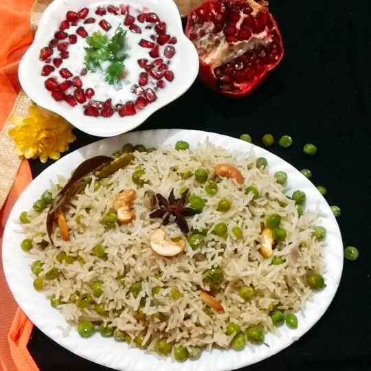 Photo of Peas Pulao by Aruna Saraschandra at BetterButter