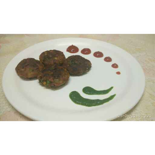 How to make Veg kabab