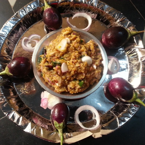 Photo of Brinjal  Chutney by veera lakshmi at BetterButter