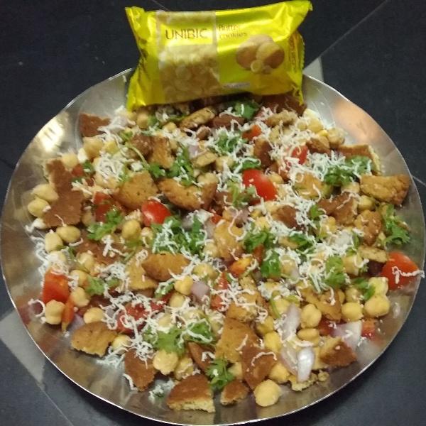 Photo of nutrition chaat masala by veera lakshmi at BetterButter