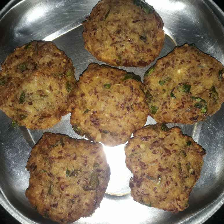 Photo of White Chick Peas Vadas by Veeru Vytla at BetterButter