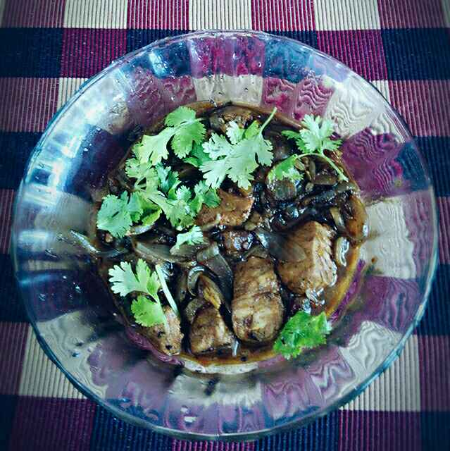 Photo of Fish Masala Curry by Vinodini Venketesh at BetterButter