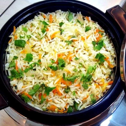 How to make Better Butter Garlic Fried Rice