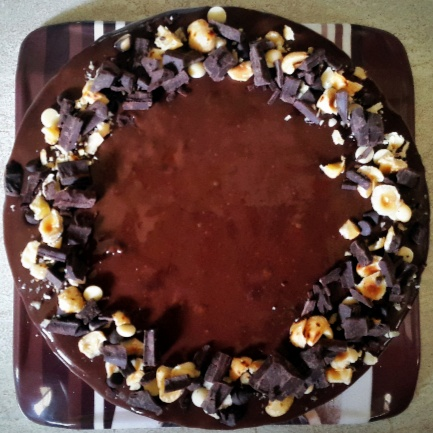 How to make No-Bake Chocolate Biscuit Cake