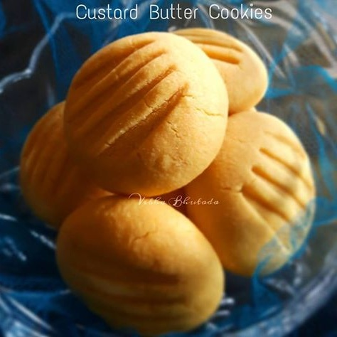Photo of Custard Butter Cookies by Vibha Bhutada at BetterButter