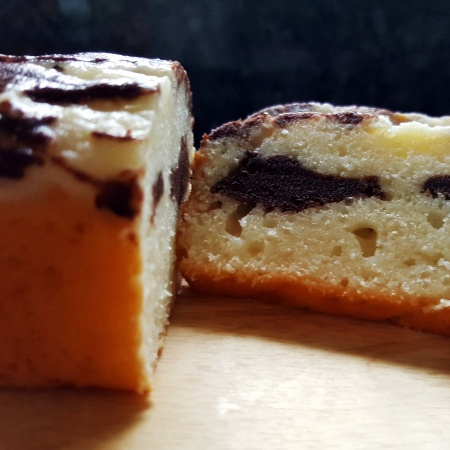 Photo of Old-Fashioned Marble Cake by Vibha Bhutada at BetterButter