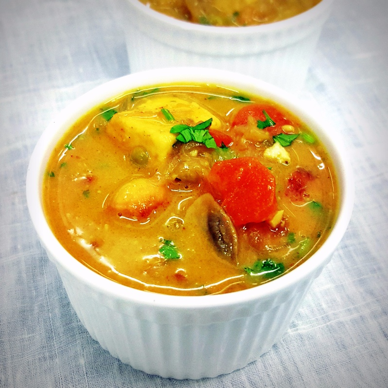 Photo of Coconut Milk Vegetable Curry by Vibha Bhutada at BetterButter