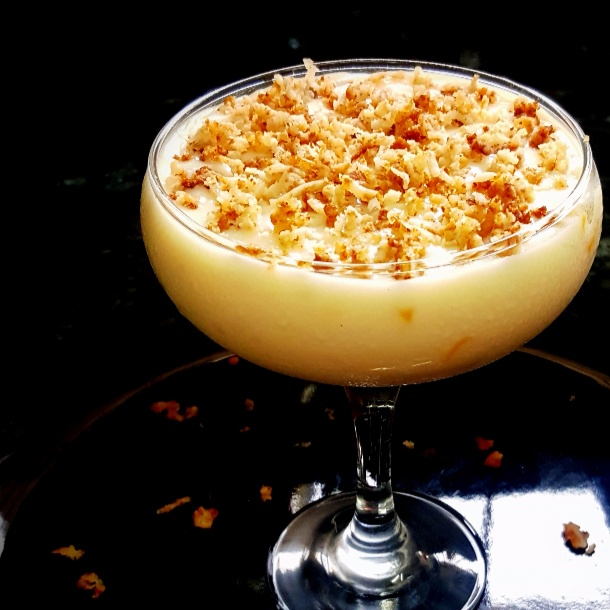 Photo of Maja Blanca / Creamy Coconut Milk Pudding With Corn by Vibha Bhutada at BetterButter