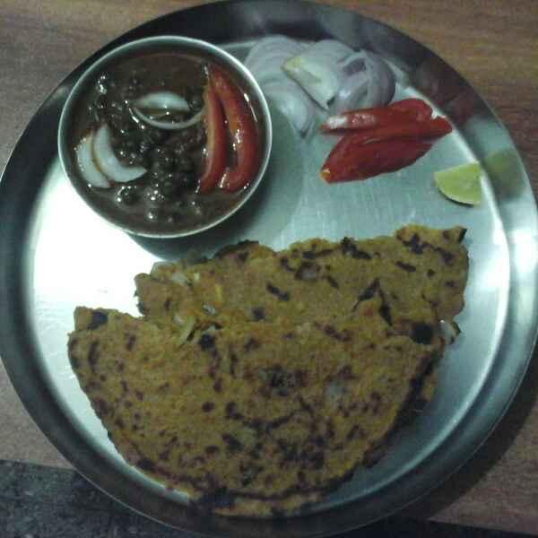 Photo of Raice thali pith &black usl by Vidya Gurav at BetterButter