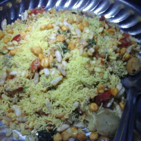 How to make भेळ पुरी