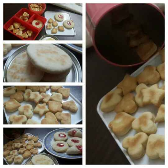 How to make Butter Biscuits