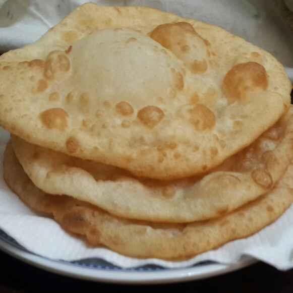 How to make Chole Bhatura