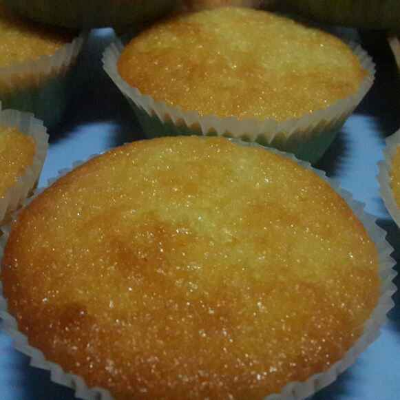 How to make Vanilla Cup Cake