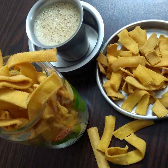 How to make Ribbon Pakoda