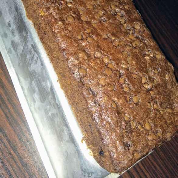 How to make Chocolate Banana Cake