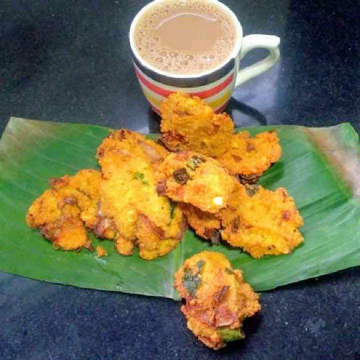 How to make Parupu Vada