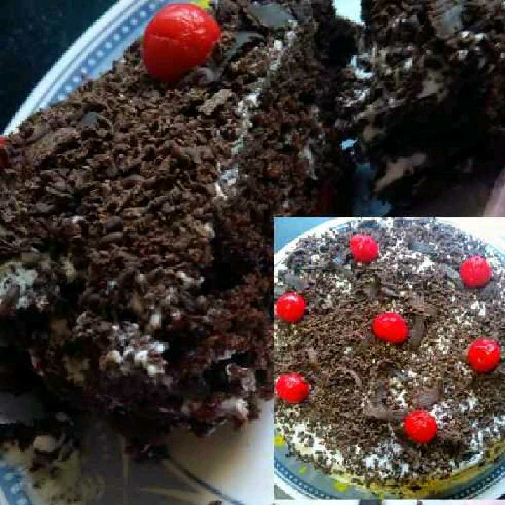 How to make Blackforest cake
