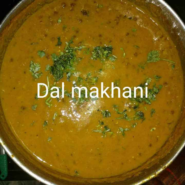Photo of Dal makhani by Vidyutaa Kashyap at BetterButter