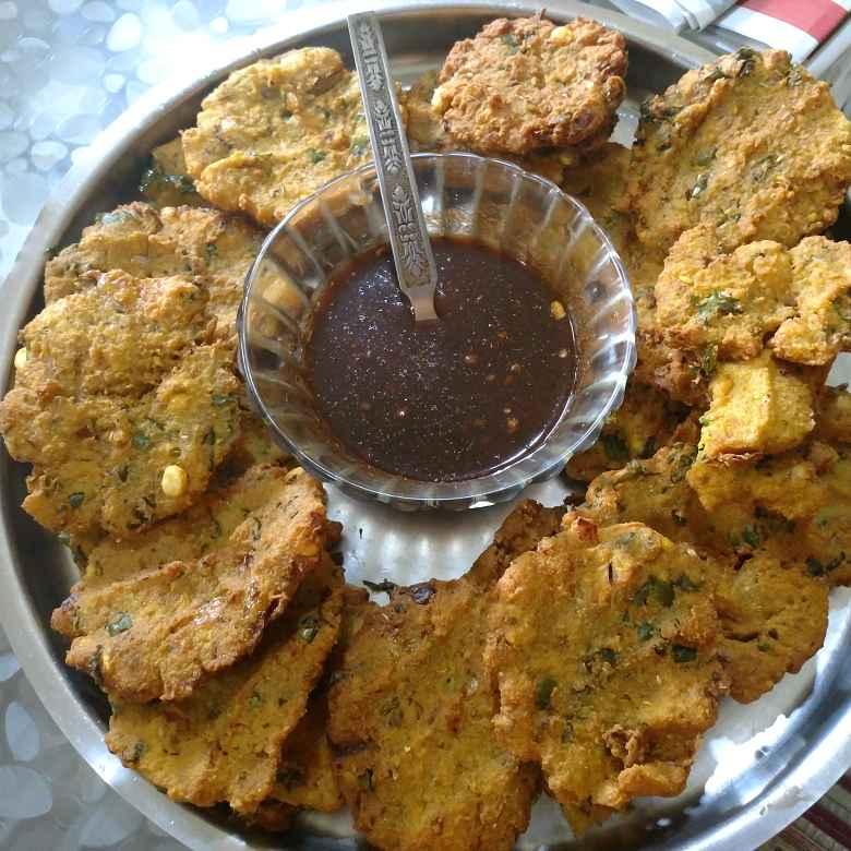 How to make Kalmi vade