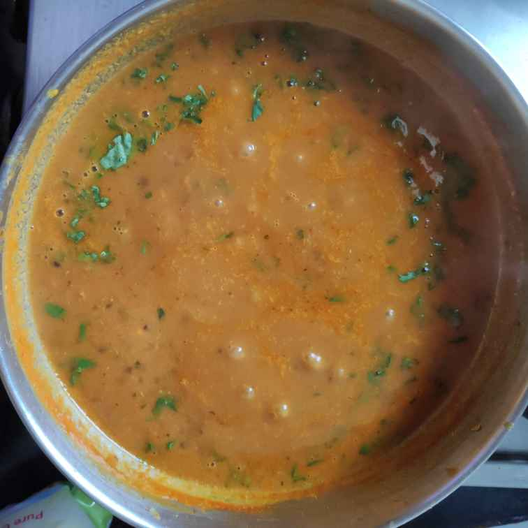 How to make Ma ki daal