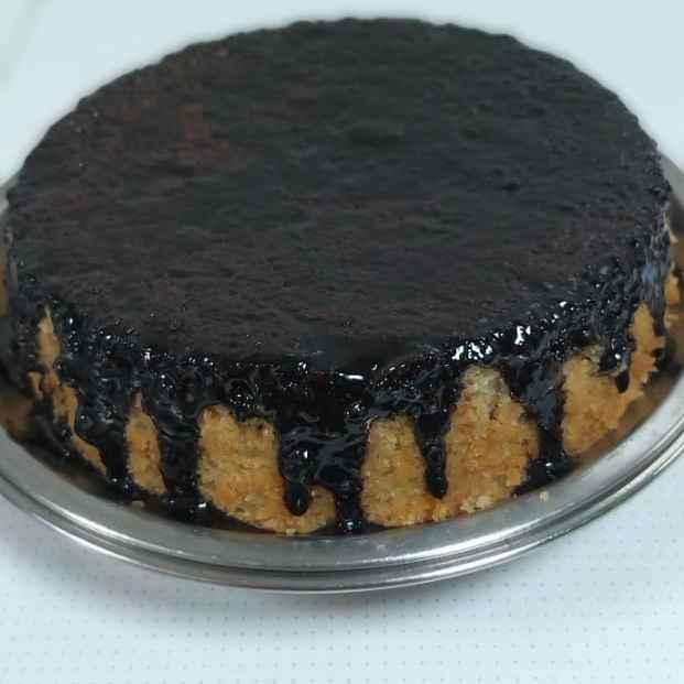Photo of Walnut cake by Vidyutaa Kashyap at BetterButter