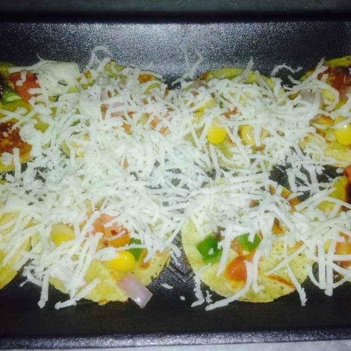 How to make Besan roti chatpati chat