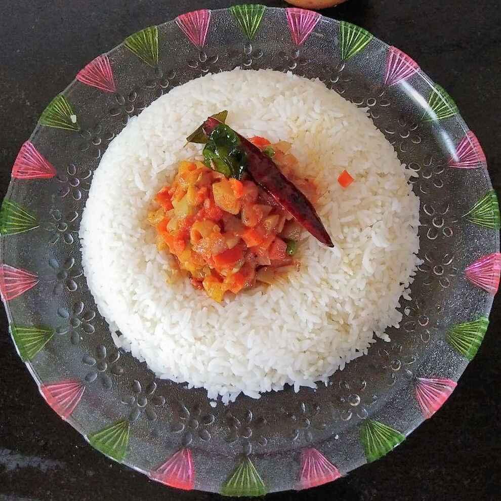 Photo of Bottle gourd subji by Vijaya Chinta at BetterButter