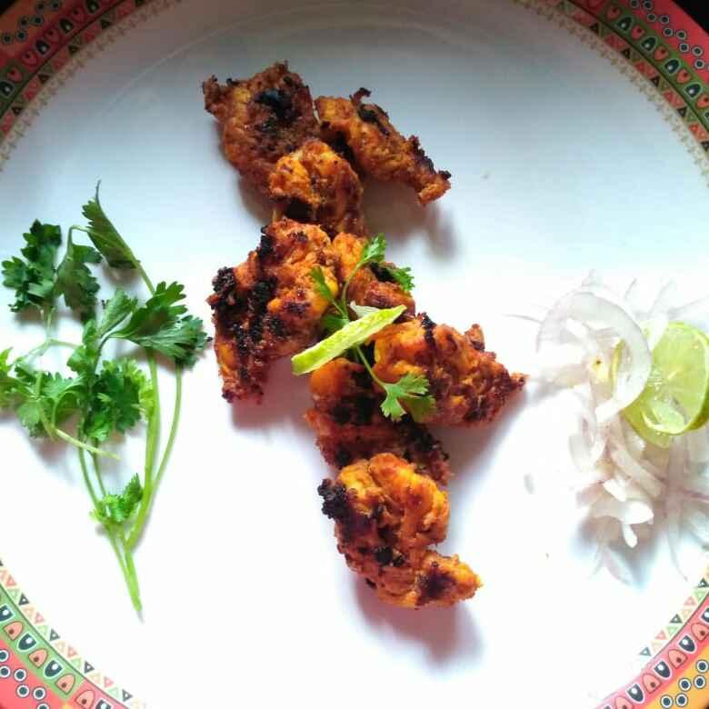 Photo of Tandoori prawn by Vijaya Mahadik at BetterButter