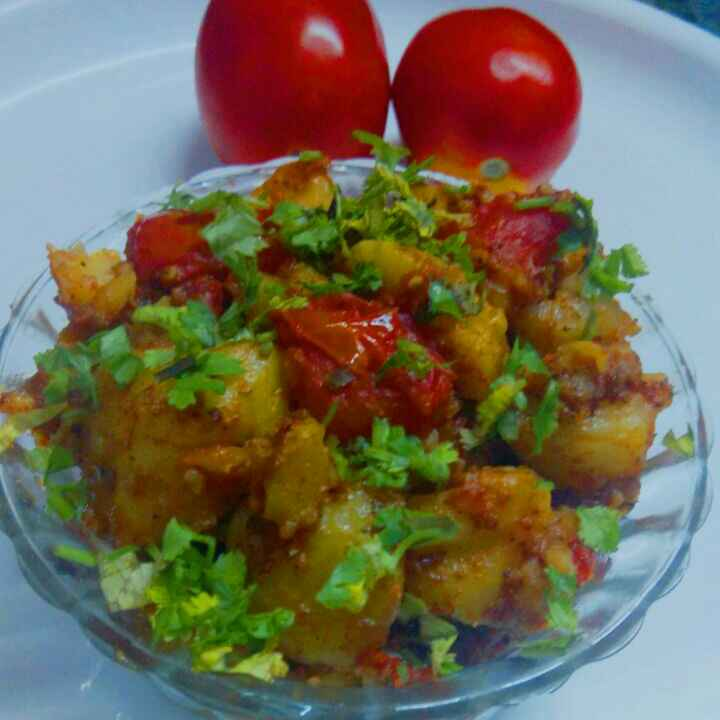 How to make Spicy Masala Potatoes