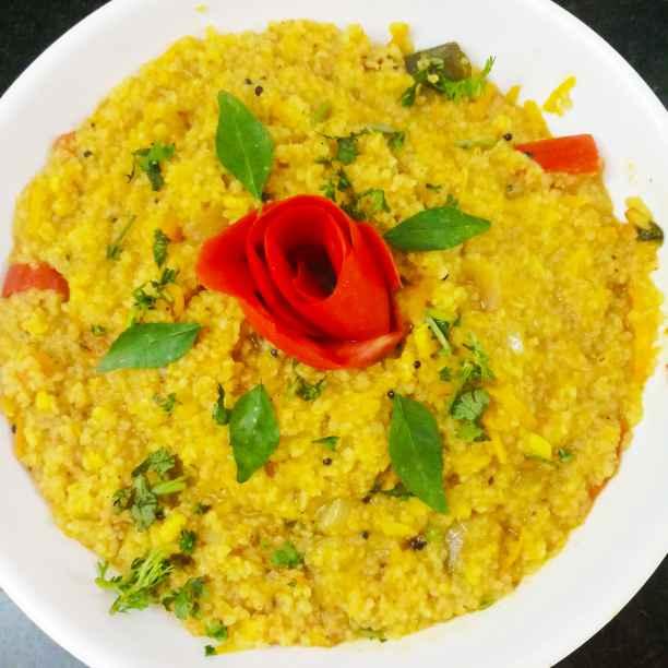 How to make Mix Dal Daliya