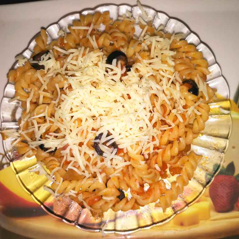 Photo of Red Sauce Pasta by Vineeta S at BetterButter