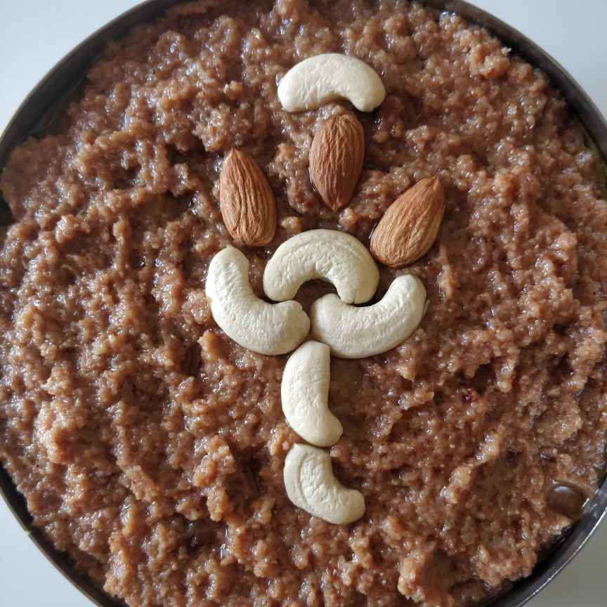 Photo of Majoon (Dry Fruit Halwa) by Vinita Jaisinghani at BetterButter