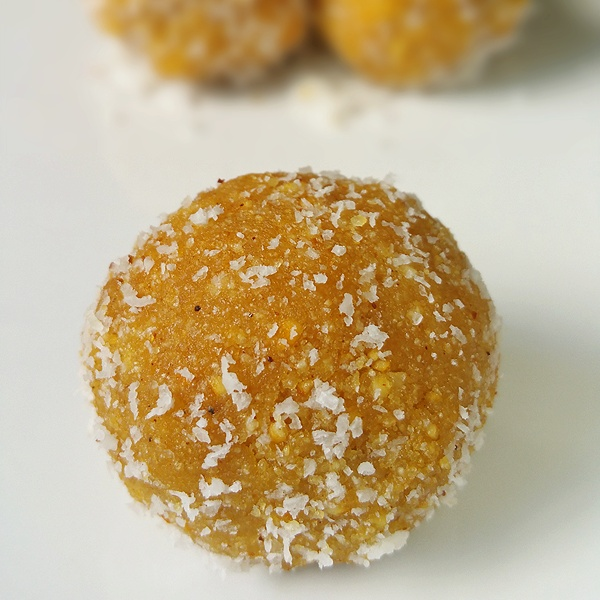 Photo of PoriArisi Urundai –Roasted Rice sweet Balls by Vins Raj at BetterButter