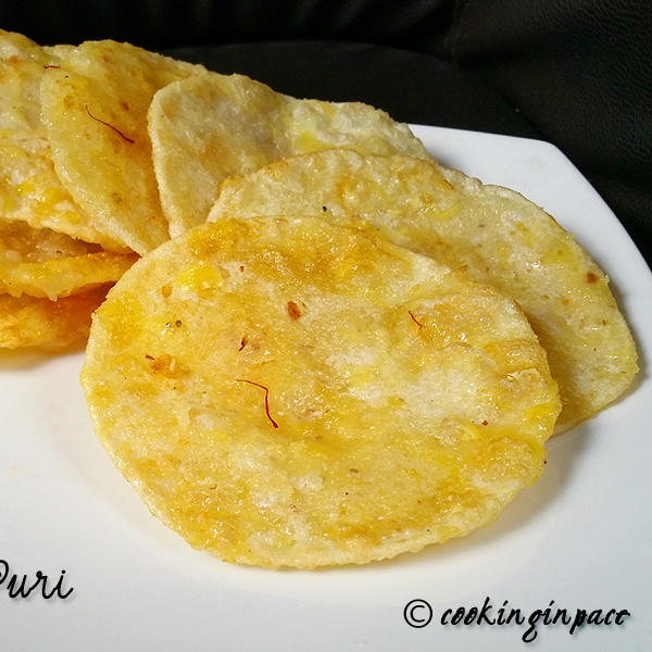 How to make Khoa Puri