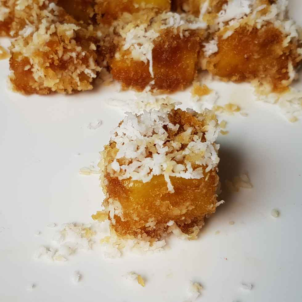 How to make Steamed Sweet Potato Cake