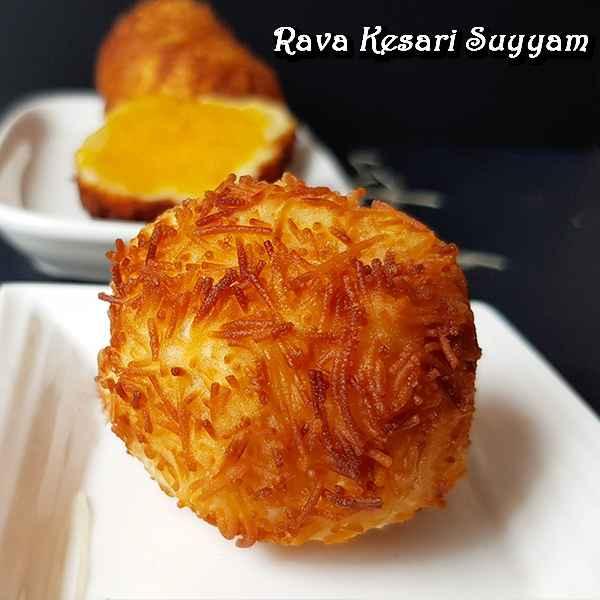 Photo of Rava Kesari Balls by Vins Raj at BetterButter