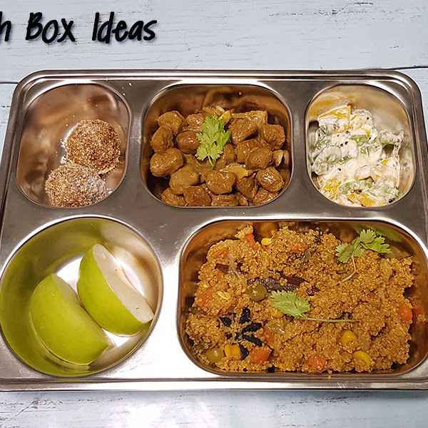 Photo of Bento Lunch box by Vins Raj at BetterButter